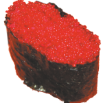 Тобико красная|Цена: 45 руб. Состав: икра тобико красная