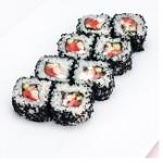 Киото: лосось угорь майонез огурец тобико цена:255р